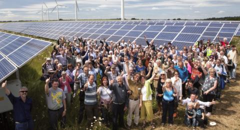 Community energy victory