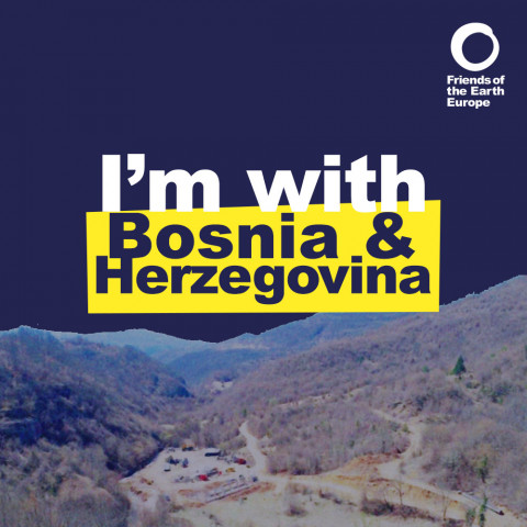 #CovidSolidarity: I'm with Bosnia & Herzegovina
