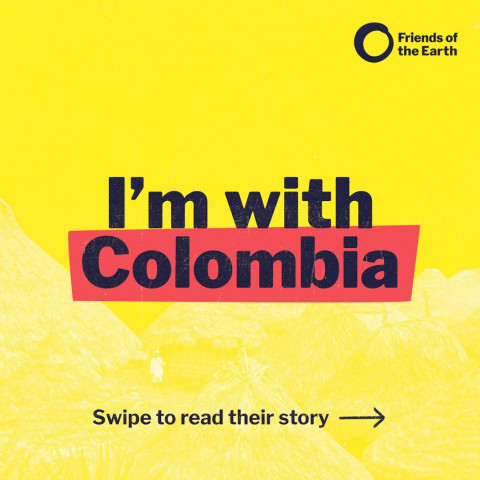 #CovidSolidarity: I'm with Colombia