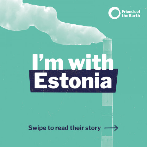 #CovidSolidarity: I'm with Estonia