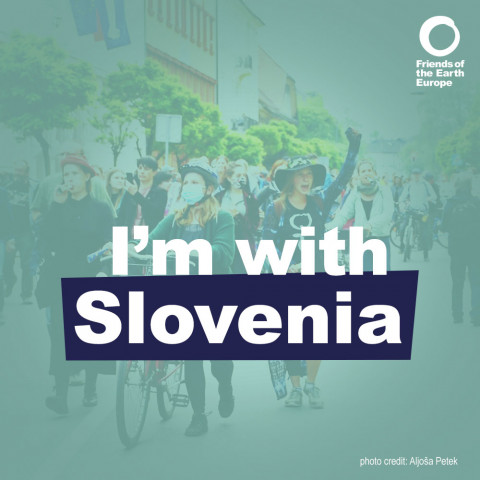 #CovidSolidarity: I'm with Slovenia