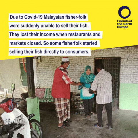 #CovidSolidarity: I'm with Malaysia