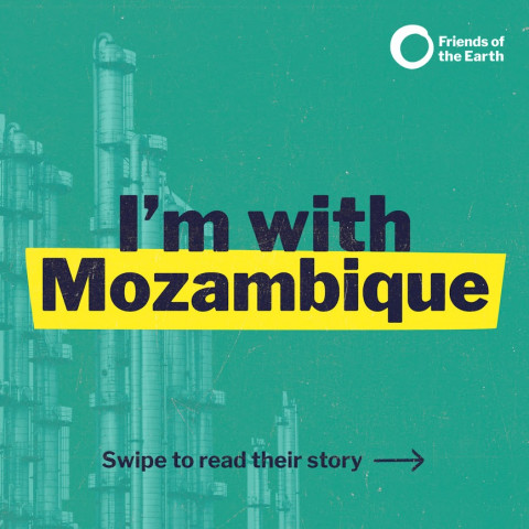 #CovidSolidarity: I'm with Mozambique