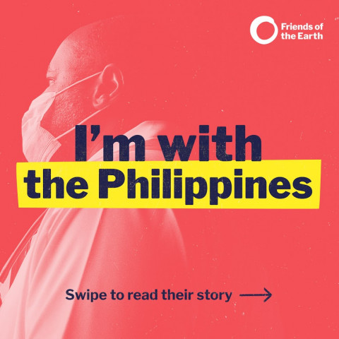 #CovidSolidarity: I'm with Philippines