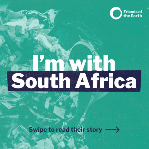 #CovidSolidarity: I'm with South Africa