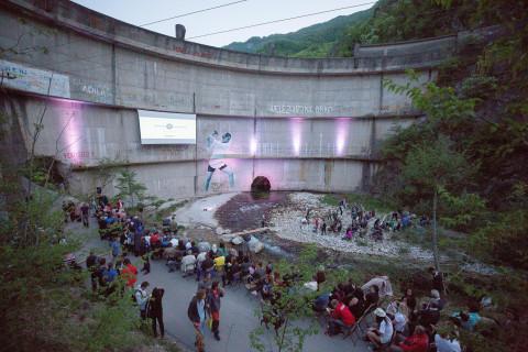 Premiere at Idbar Dam (c) Jelle Mul