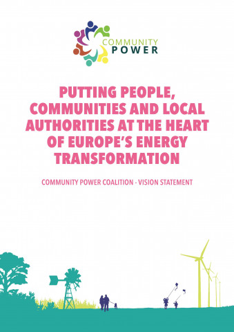 CoPower vision statement