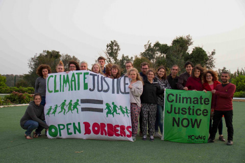 Climate justice means open borders