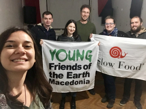 YFoE/Slow Food Macedonia!
