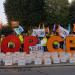 STOP CETA Action Bundeskanzleramt Global 2000