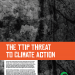 TTIP Climate Fracking Regulatory Cooperation