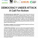 Democracy under attack